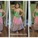 Twirly Girl Girls Maxi Dress Review