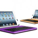 iHome Bluetooth Keyboard Case for iPad 2/3/4/5 or iPad Mini 60% Off