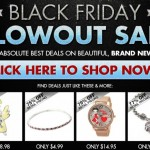 Inspired Silver Black Friday Blowout Sale