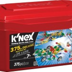 K'Nex 357 Piece Tub for only $10