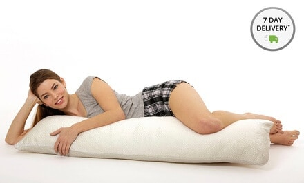 memory foam body pillow
