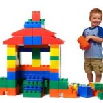 Mighty Big Blocks 100-Pc Jumbo Block Set 40% Off Today!