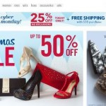 Payless Cyber Monday Sale 2013