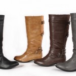 Carrini Women's Trinity Riding Boots $34.99 Shipped!
