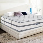 Simmons Beautyrest Recharge Plush Top Mattress Sets with AirCool Memory Foam