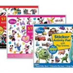 Disney 1,000-Piece Sticker Activity Pads Only $8.99!