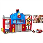 Transformers Rescue Bots Fire Station only $18.69