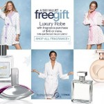 Ulta Deal: Free Luxury Robe with Fragrance Purchase