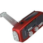 American Red Cross Solar & Dynamo Powered Weather Radio Only $17.99!