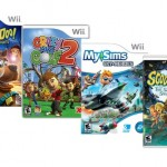 4-Game Kids Bundle for Wii $29.99 Shipped!