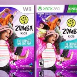 Zumba Kids for Wii or Xbox 360 Kinect Only $19.99 Shipped!