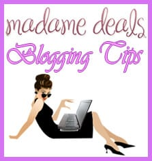 blogging tip