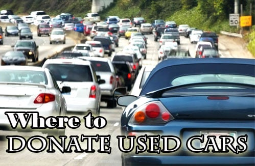 Where to Donate My Car