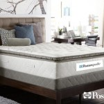 Sealy Posturepedic Plush Euro Pillowtop Mattress Set