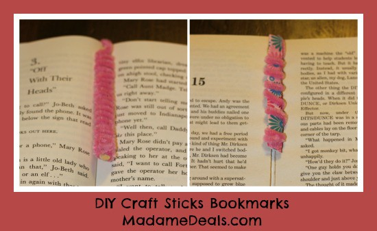 Craft sticks projects 3
