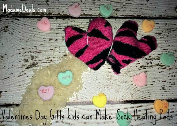 Valentines Day gifts kids can make