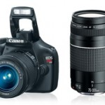 Canon EOS Rebel T3 Digital SLR Camera Deal