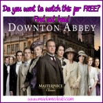 Downton Abbey How to Watch it for Free