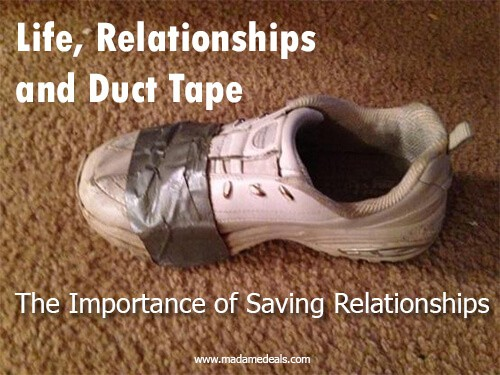 Saving Relationships