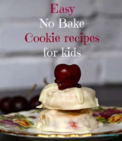 easy cookie recipes kids