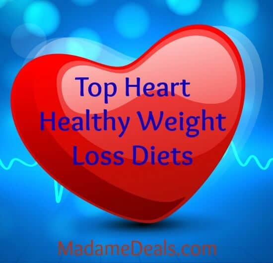 heart healthy weight loss diet