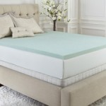 PuraSleep XCEL Pure Foam Premium Gel Memory Foam Mattress