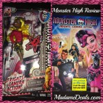 Monster High Frights, Camera, Action Review