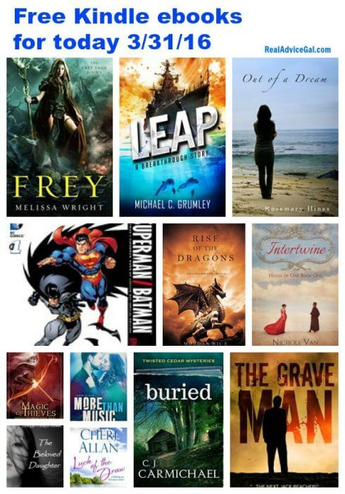 Free Kindle eBooks Today!
