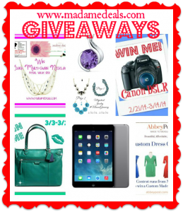 giveaways-collage