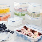 24-Piece Lock & Lock Food Container Set