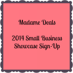 2014 Small Business Showcase Announcement