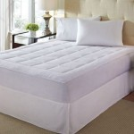 Dream Cloud Microplush Overfilled Mattress Pad