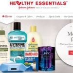 J&J Healthy Essentials Coupons & Hot Offers