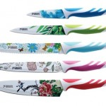 5-Piece Antibacterial Knife Set