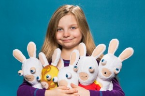 plush rabbids invasion