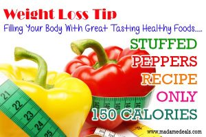 Quick Weight Loss Tip