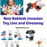 Rabbids Invasion Toy Line and Giveaway
