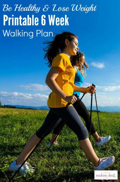 walking plan