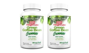 green coffee gummies