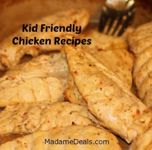 Kid Friendly Chicken Recipes 2