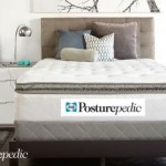 Sealy Posturepedic Meacham Way Plush Euro Pillowtop Mattress Set