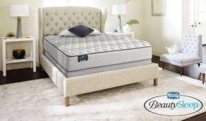 Simmons BeautySleep Mattress Set