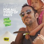 Find the Greatest Gifts for Dad at Best Buy!