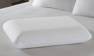 memory foam sleep pillow