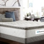 Sealy Posturepedic Doswell Cove Cushion Firm Euro Pillowtop Mattress Set
