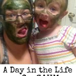 A Day in the Life of a WAHM