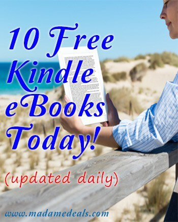 10 Free Kindle eBooks Today!