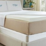 Nature's Sleep 3″ High-Density Memory-Foam Mattress Topper