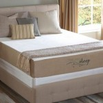 Nature's Sleep IQ Cool 10″ Memory Foam Mattresses