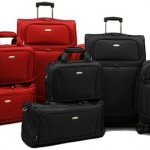 Samsonite 4-Piece Lightweight Luggage Set
